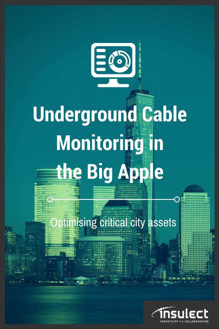 Power Cable monitoring in new york city