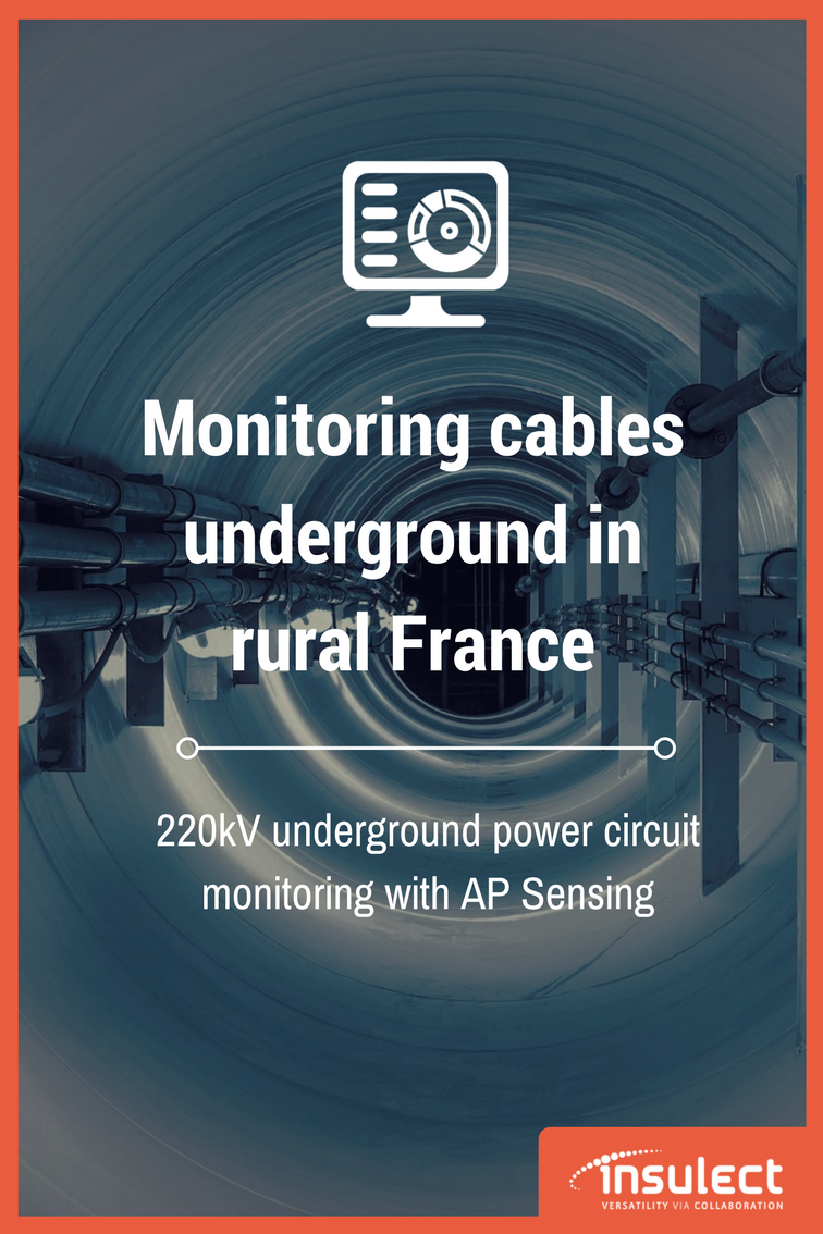 Power Cable circuit monitoring France