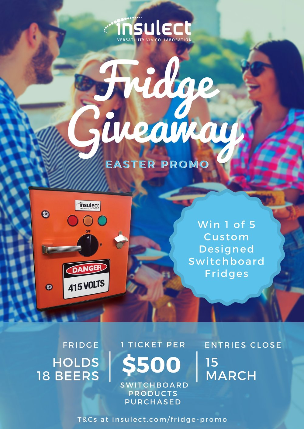 Switchboard easter promotion