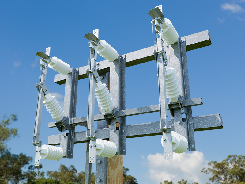 distribution switchgear, overhead switchgear, distribution utility