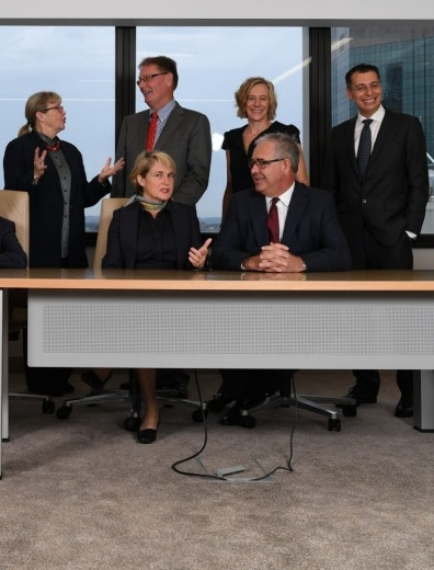 How Boards can manage reputational damage  - The Australian Financial Review convened a round table to discuss how to control communications in a crisis and manage reputational risk. Read more .