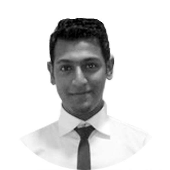 Rahul  Menon (Master graduate)