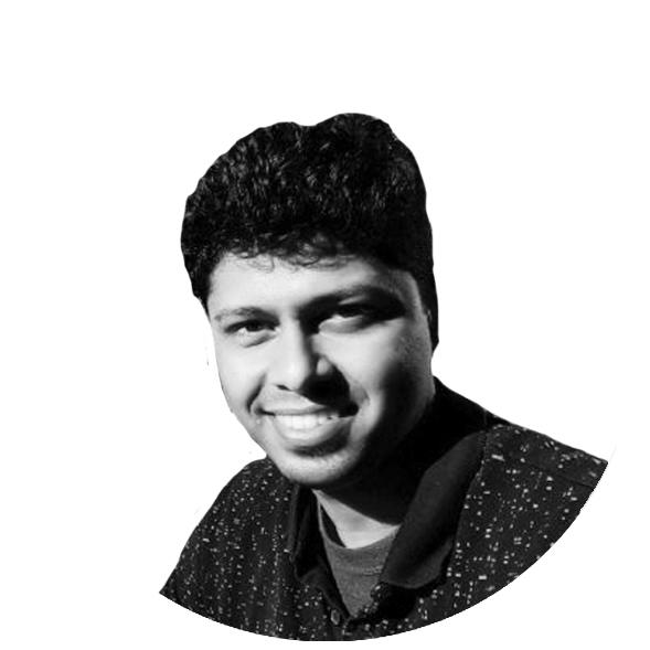 Akhil Sawanat (Master's Graduate)