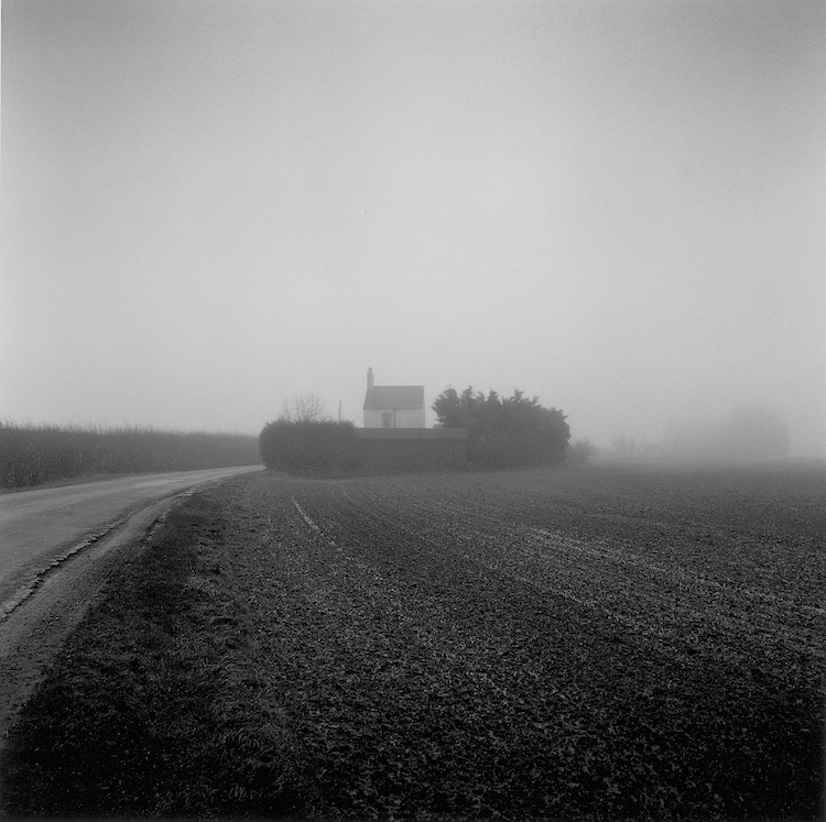 'Caulton's Cottage'  The Sackler Gallery Exhibit 1085  Silver gelatin print | edition 12