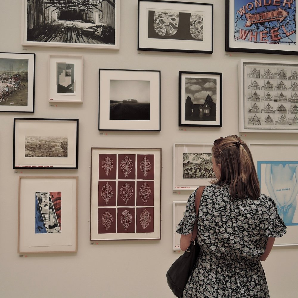 Caulton's Cottage RA Summer Exhibition 2018