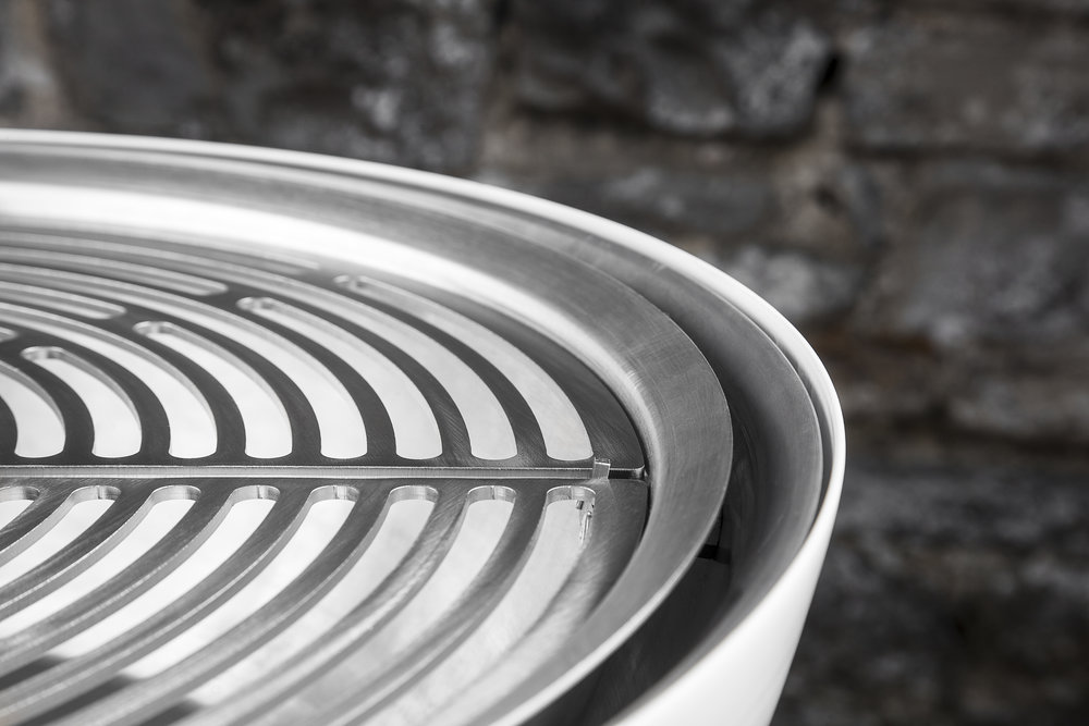316 STAINLESS STEEL SPLIT GRILL PLATES
