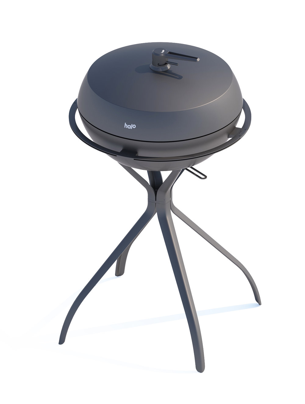 HALO COOLTOUCH 2 BBQ / GUNMETAL GREY