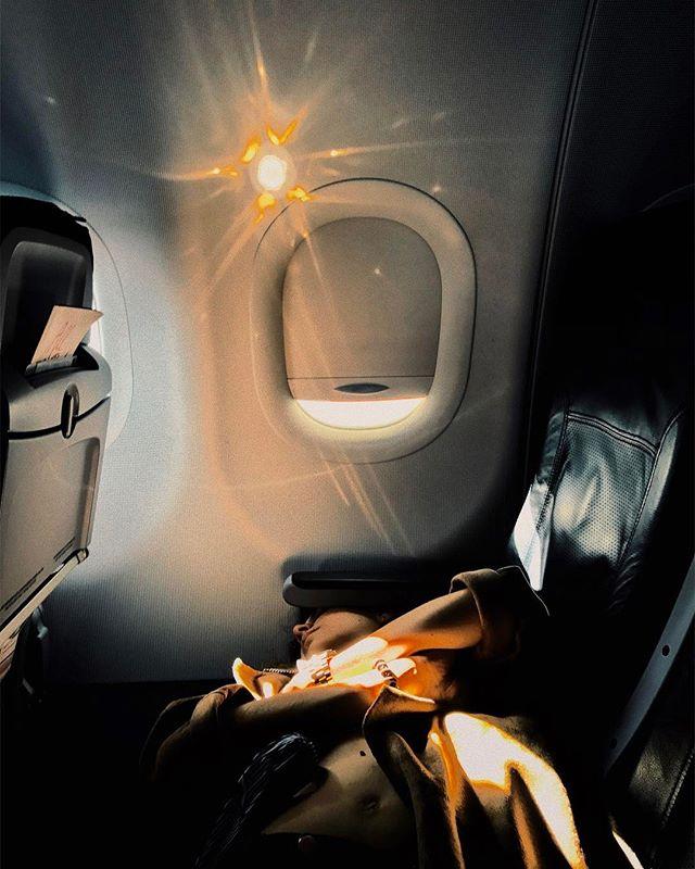#airplane #star #iphone7plus #travel #travelgram