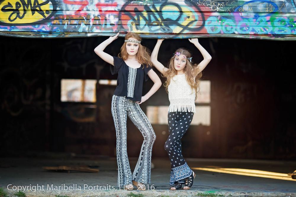 Spring Child Fashion Photographer | Maribella Portraits, LLC | www.maribellaportraits.rocks