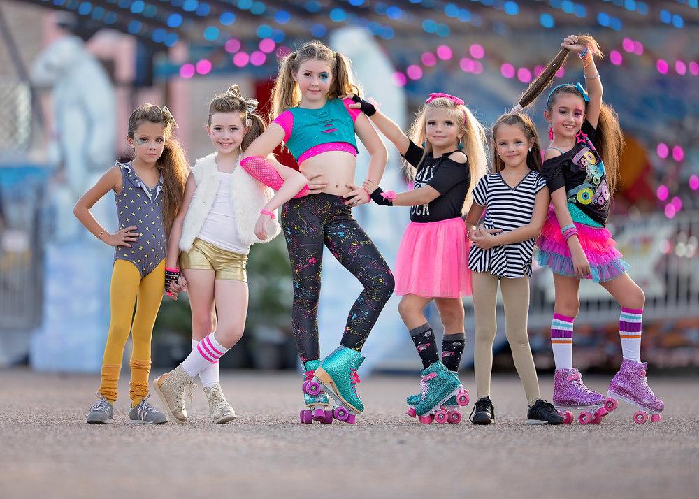 Houston Child Fashion Photographer | Maribella Portrats, LLC | www.maribellaportraits.rocks