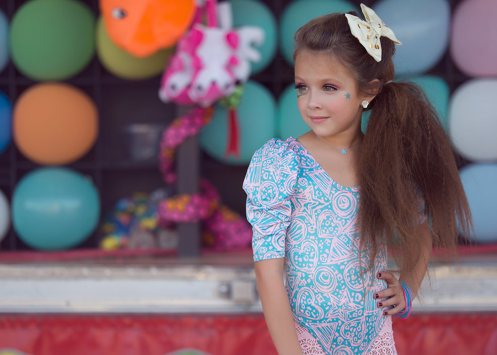 Houston Child Fashion Photographer | Maribella Portrats, LLC | www.maribellaportraits.rocks