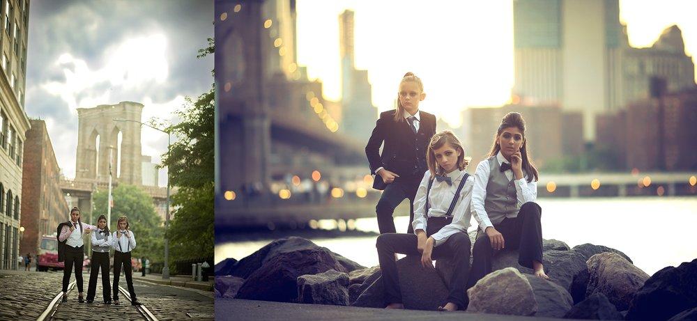 New York City Child Model
