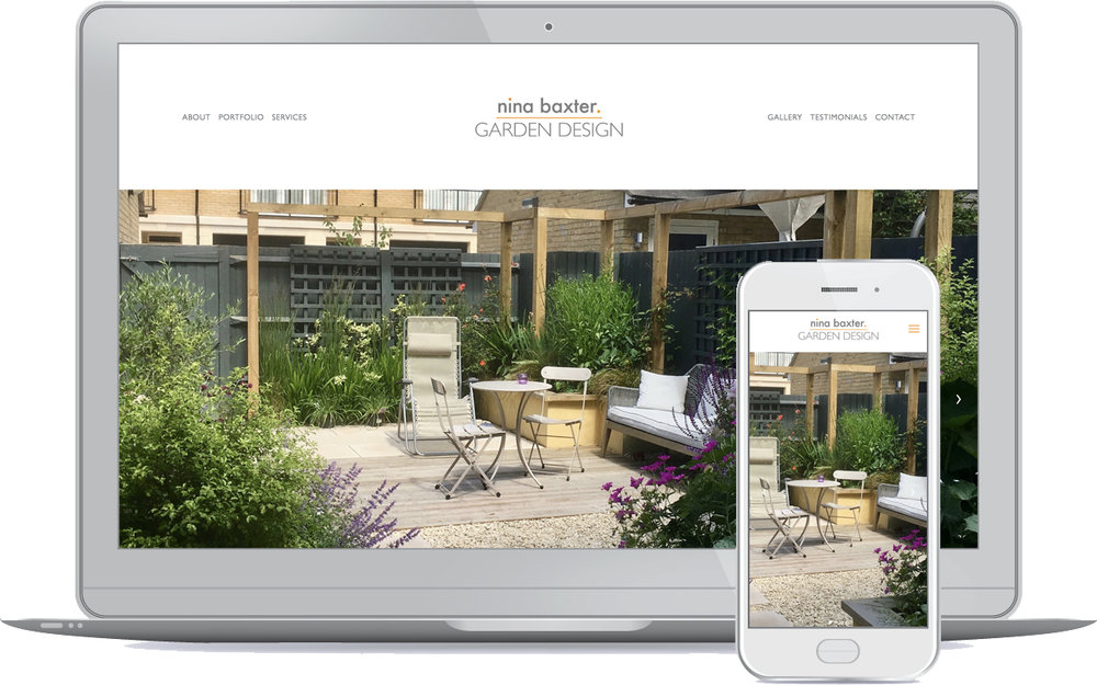 Nina Baxter Garden Design Ltd