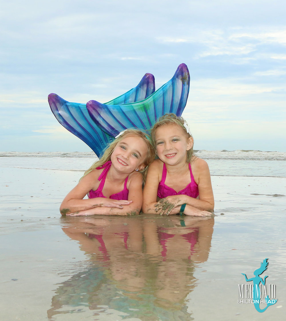 Hilton Head Island has it's own mermaid! Check out the  Mermaid of Hilton Head  where you can become a mermaid yourself and go on the world's first mermaid boat tours! The kids will love this and they will talk about it for a long time to come!
