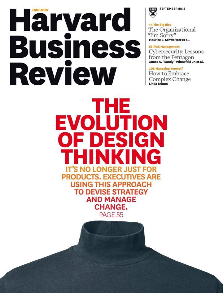 Harvard Business Review September 2015