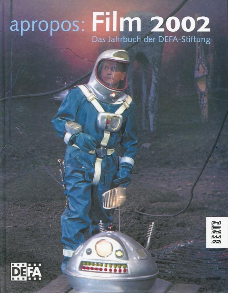 Claus Löser: Filme aus Samt und Stahl. Das Kino des Romuald Karmakar , in: DEFA-Stiftung (Hg.): apropos: Film 2002. Das Jahrbuch der DEFA-Stiftung, Berlin 2002, S. 200-210   Read More