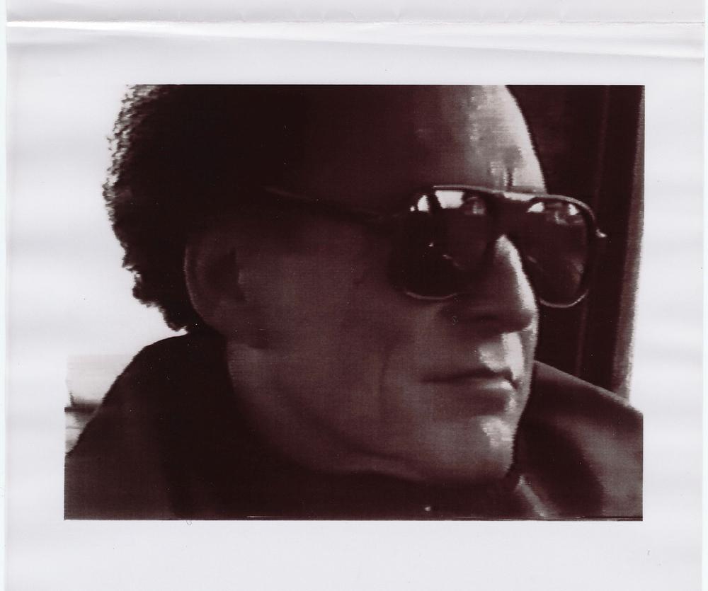 HELLMAN RIDER   Ein Film von Romuald Karmakar, Deutschland 1988, 40 Min Filmstill. Monte Hellman, Amiens, France, 1988 Photo © 1988 Pantera Film GmbH