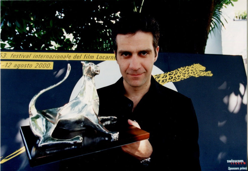 """Locarno Int. Film Festival 2000 / Silver Leopard for """"Manila"""""""