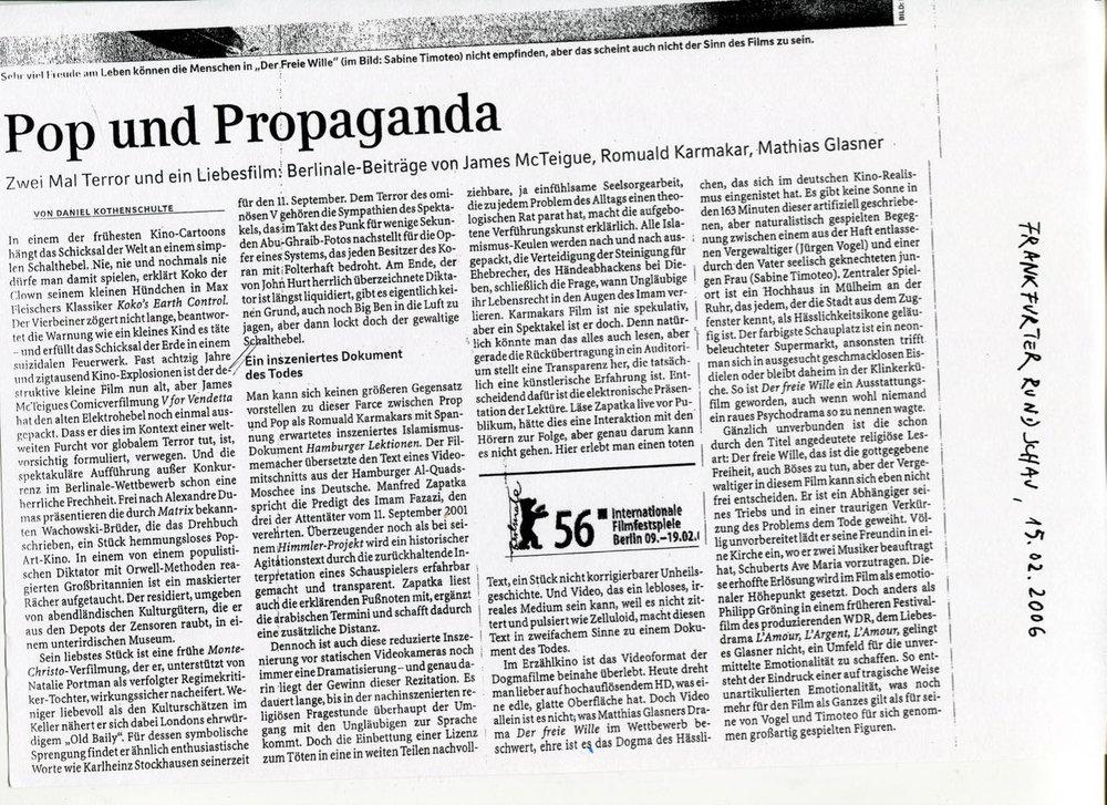 Pop und Propaganda