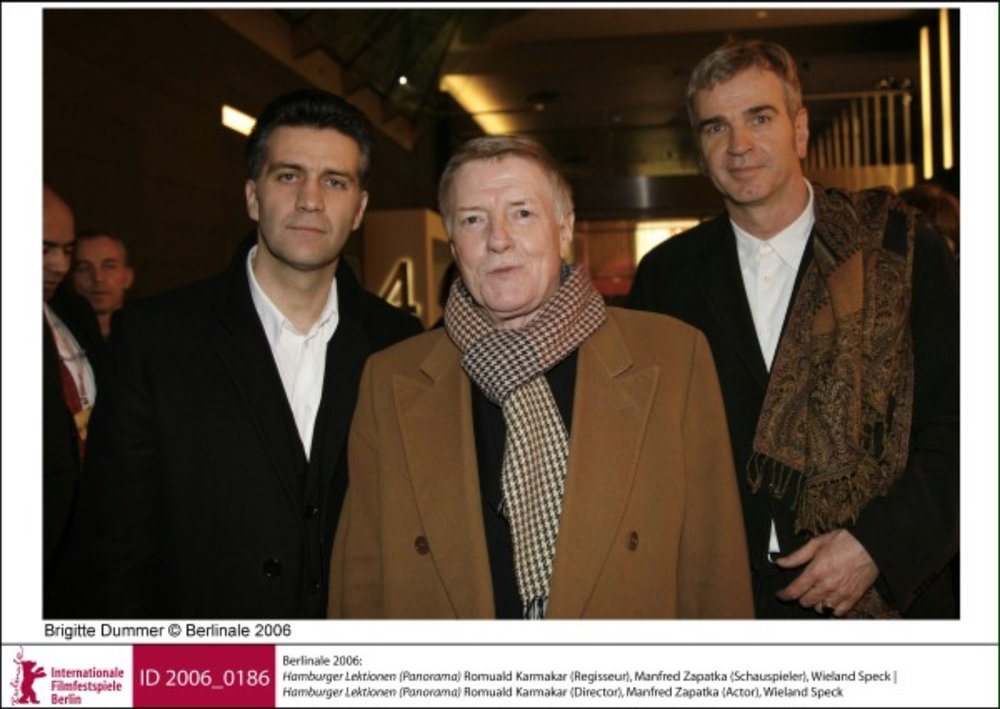 HAMBURGER LEKTIONEN / Premiere Berlinale 2006
