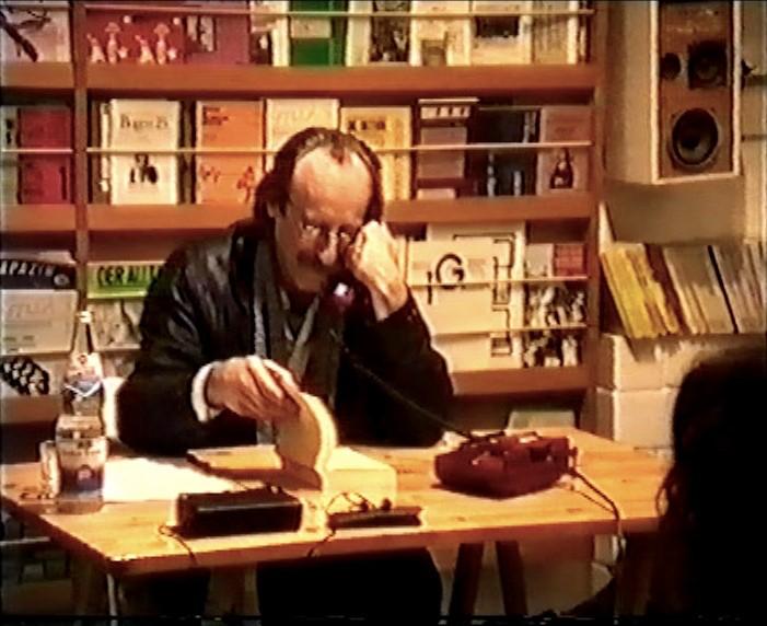 MAPPA MASTER – Hartmut Geerken, Autorenbuchhandlung / MAPPA MASTER – Hartmut Geerken, Authors' Bookstore