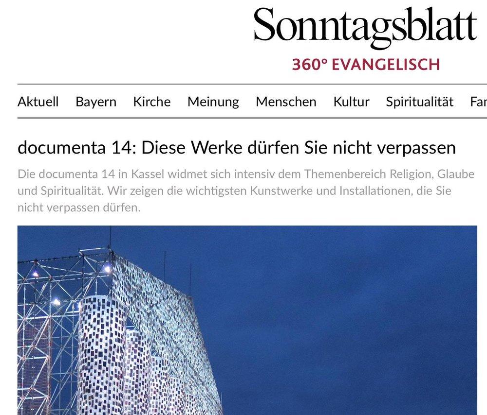 documenta 14: Diese Werke dürfen Sie nicht verpassen