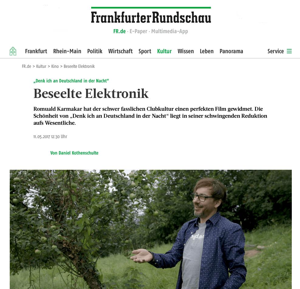 Copy of Copy of Beseelte Elektronik