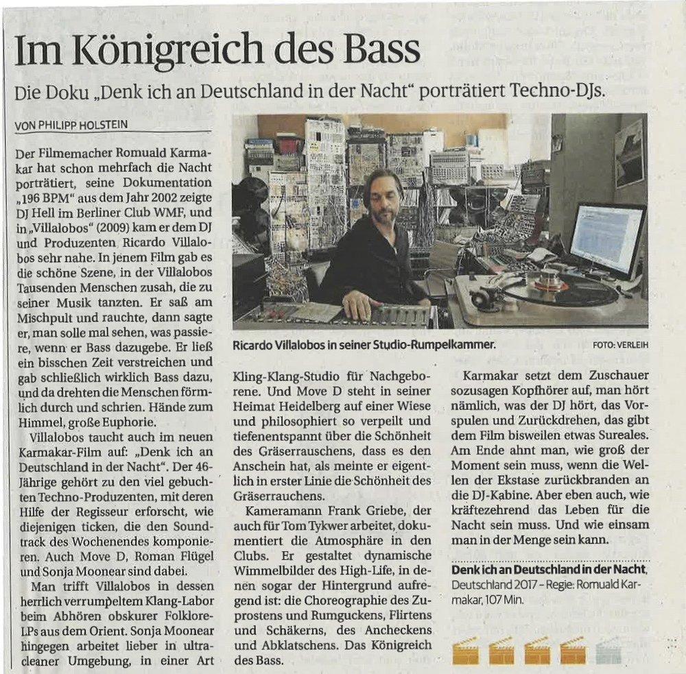 Im Königreich des Bass