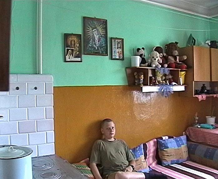LAND DER VERNICHTUNG   Ein Film von Romuald Karmakar, Deutschland 2003, 140 Min Filmstill. Sobibor, 2003 Photo © 2003 Pantera Film GmbH