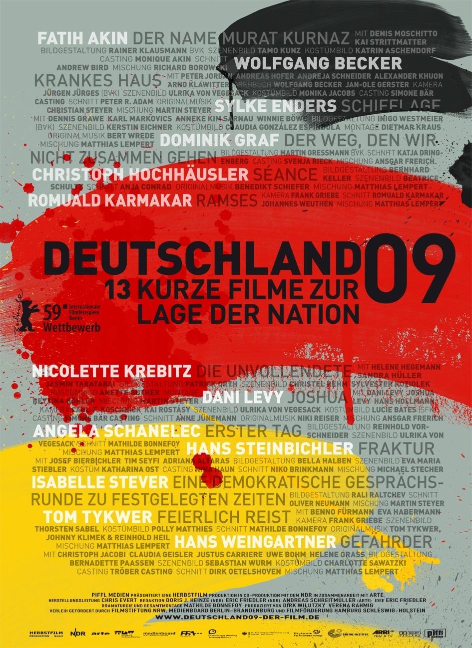 DEUTSCHLAND 09 – 13 kurze Filme zur Lage der Nation