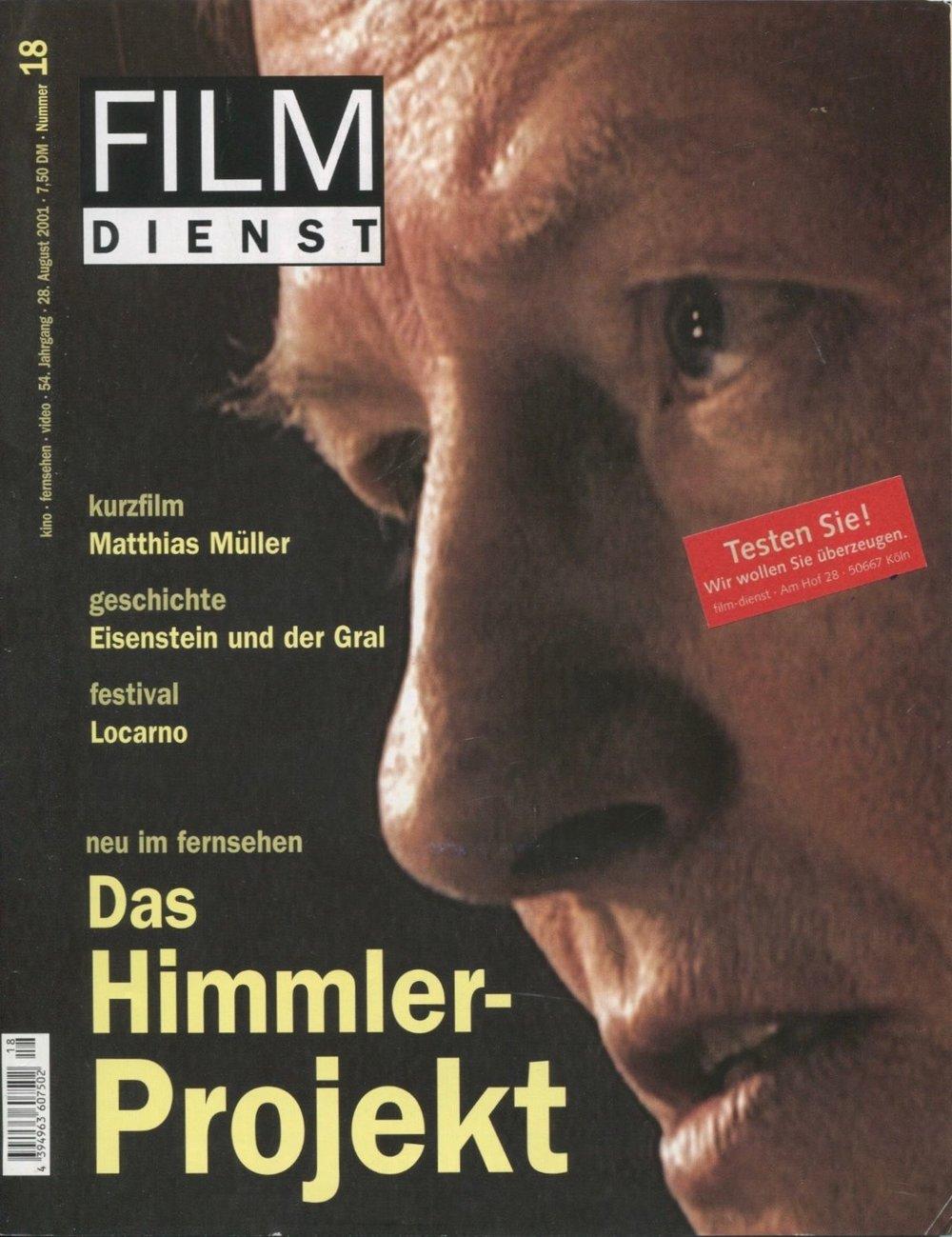 DAS HIMMLER-PROJEKT / COVER