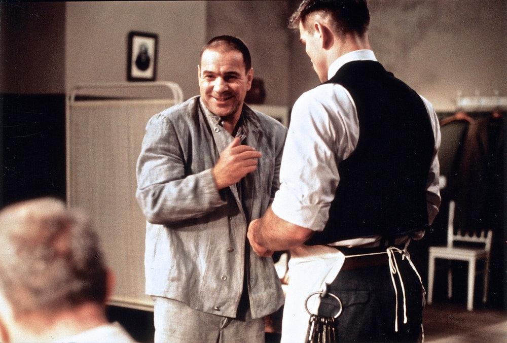 DER TOTMACHER  Ein Film von Romuald Karmakar, Deutschland 1995, 115 Min Filmstill. Photo © 1995 Pantera Film GmbH