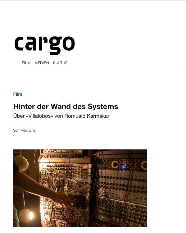 HINTER DER WAND DES SYSTEMS