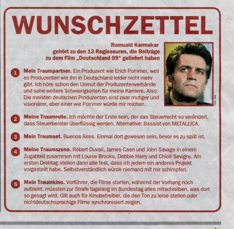 WUNSCHZETTEL