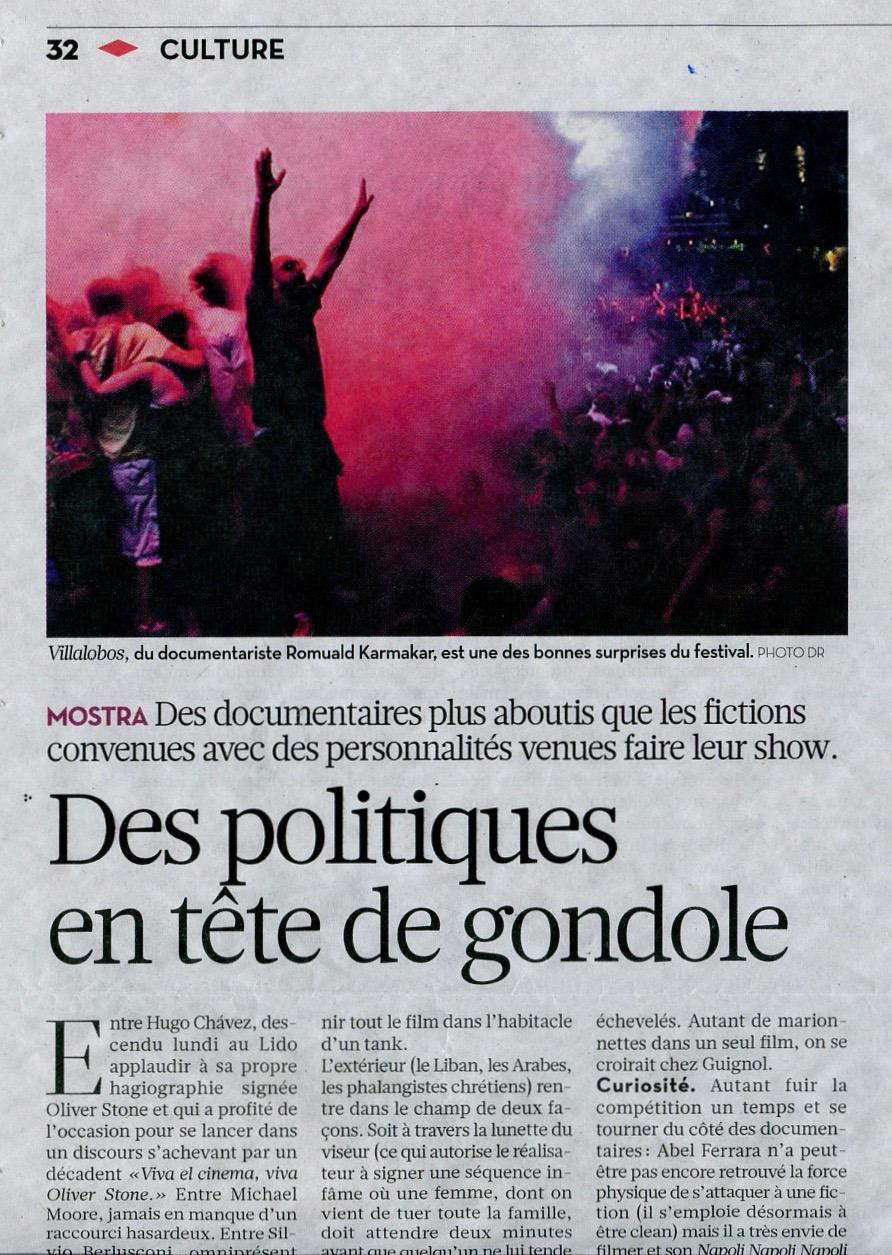 DES POLITIQUES EN TETE DE GONDOLE