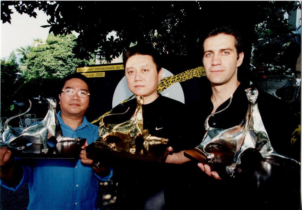 LOCARNO INT. FILM FESTIVAL 2000 / AWARD WINNERS