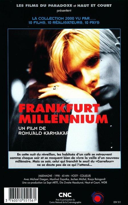 DAS FRANKFURTER KREUZ / FRANKFURT MILLENNIUM