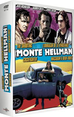 MONTE HELLMAN / HELLMAN RIDER