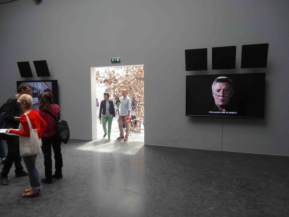 THE GERMAN PAVILION – 55TH ART BIENNALE VENICE 2013