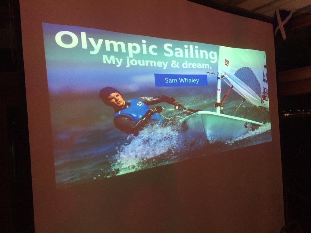 Returning to the rather chilly UK I hosted my Sam Whaley Sailing Dinner on Saturday 24th February. With over 40 guests it was a great evening with delicious food followed by a presentation on my sailing. It was a huge success all round and I thoroughly enjoyed raising awareness about my sailing and where I want to go. Thank you to everyone who attended and made it an evening I wont forget!