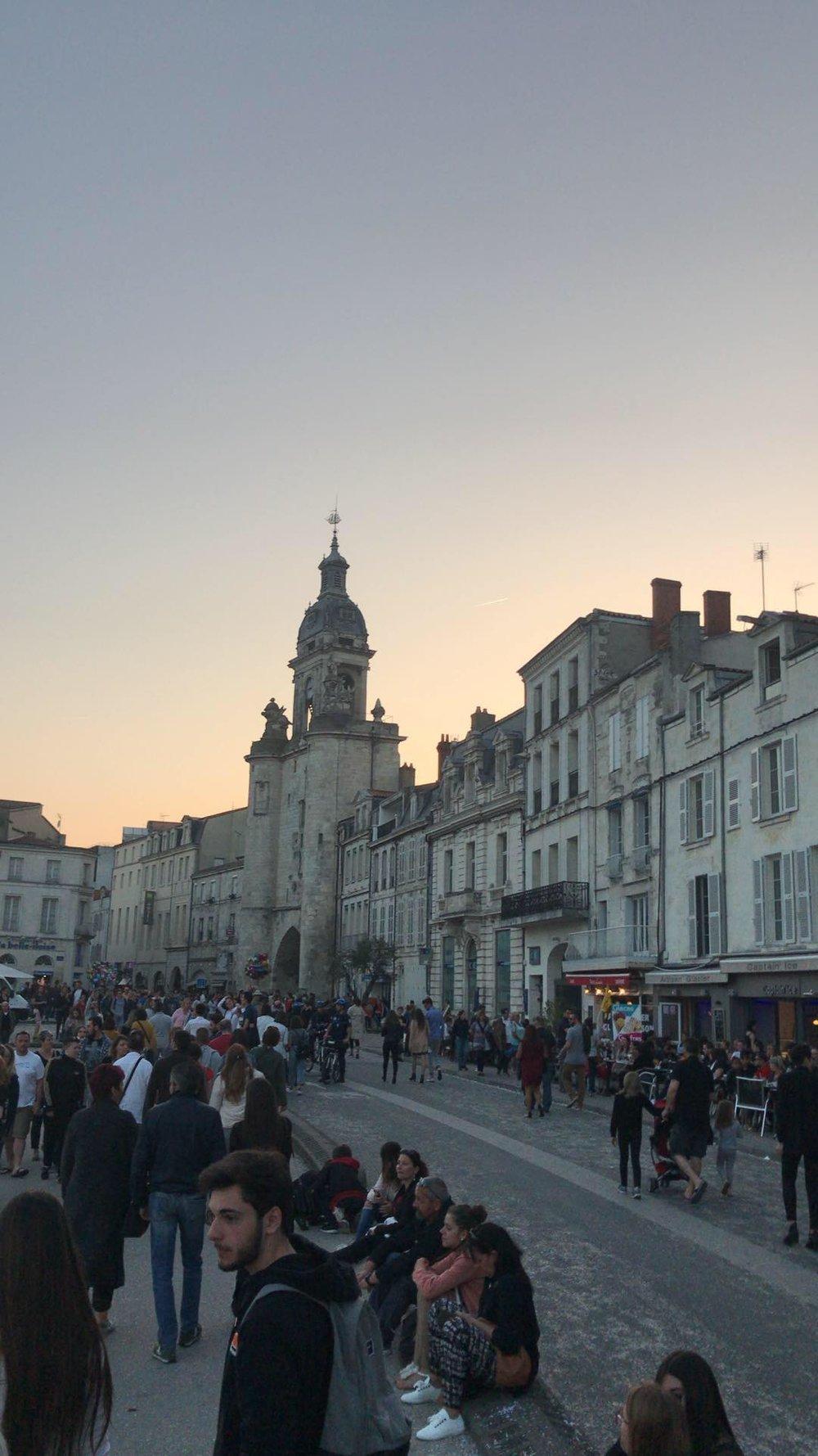 La Rochelle City