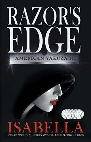 Razor's Edge American Yakuza III By Isabella