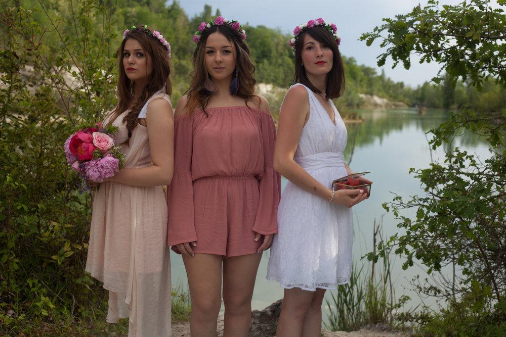 Mai 2016 - projet personnel en collaboration avec Seasons In Wonderland - Bordeaux