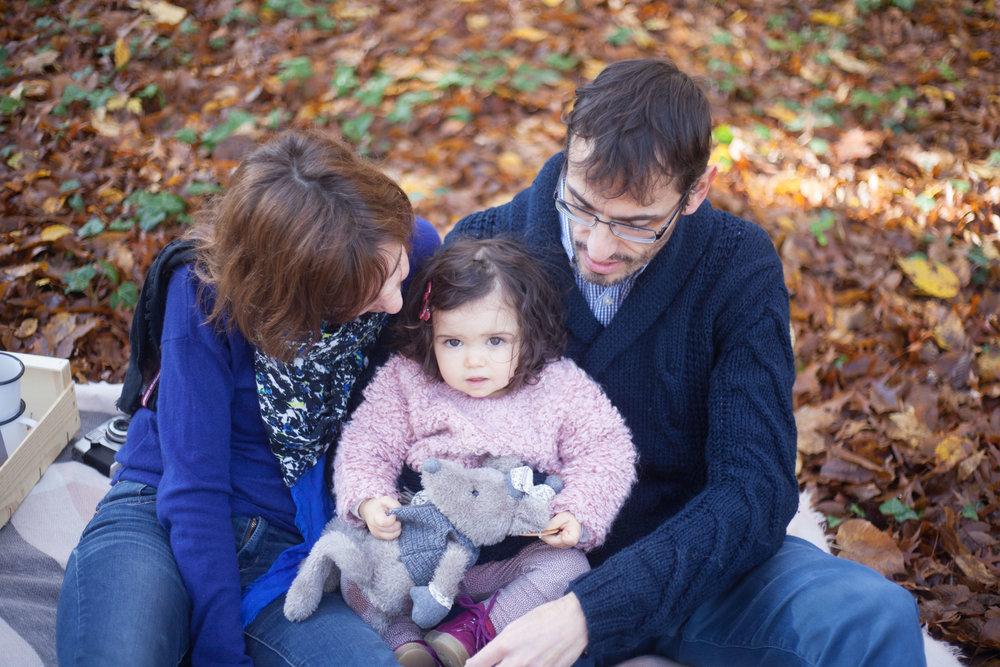 Novembre 2016 - Apolline & ses parents - Bordeaux