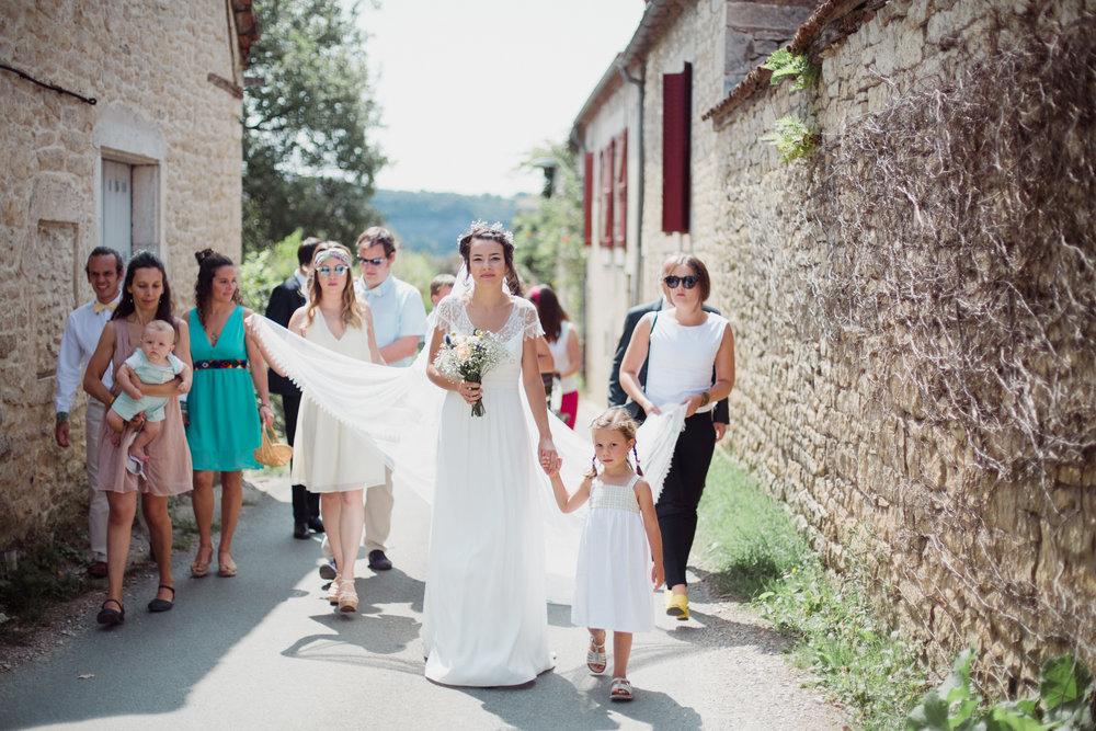 Mariage château Turenne Grange Rouge