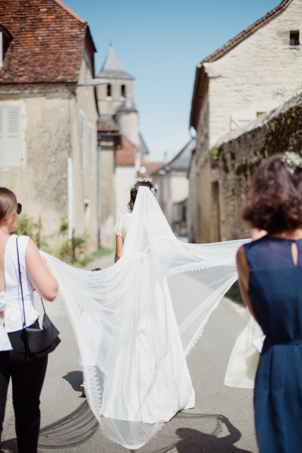 Mariage château Turenne Grange Rouge
