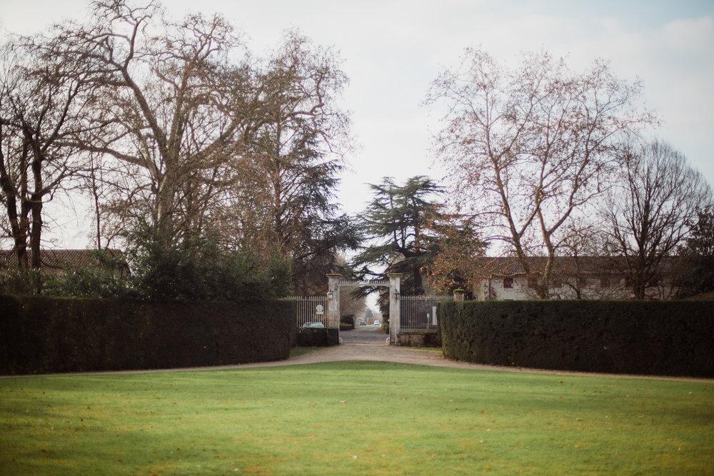 Chateau de Neuvic Dordogne