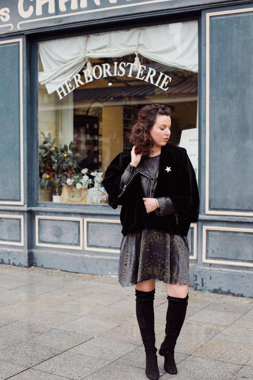 seance portrait Bordeaux rue notre Dame blogueuse AnaisWho coiffeur Camille Albane Chartrons