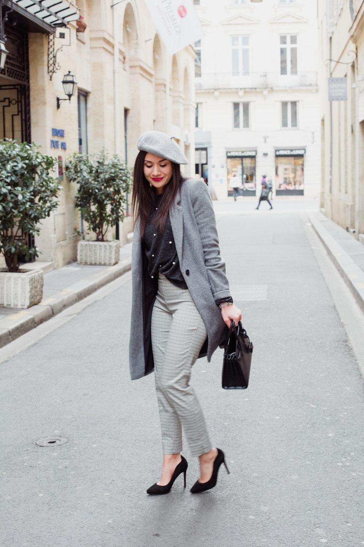 Sonia_lmch blogueuse influenceuse Bordeaux Séance Photo Portrait Cours de L'intendance Bordeaux Pauline Maroussia P Photographe Dordogne Aquitaine Gironde