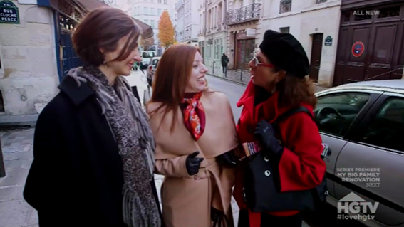 House Hunting International , North American TV Show :: Finding Happiness in Paris, 201